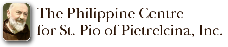 The Philippine Centre for St. Pio of Pietrelcina, Inc.